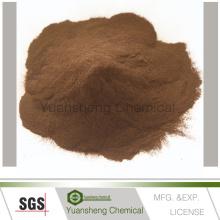 Lignosulfonate de sodium CAS .: 8061-51-6 Code Hs: 380400