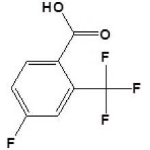 4-Фтор-2- (трифторметил) бензойная кислота, № 141179-72-8