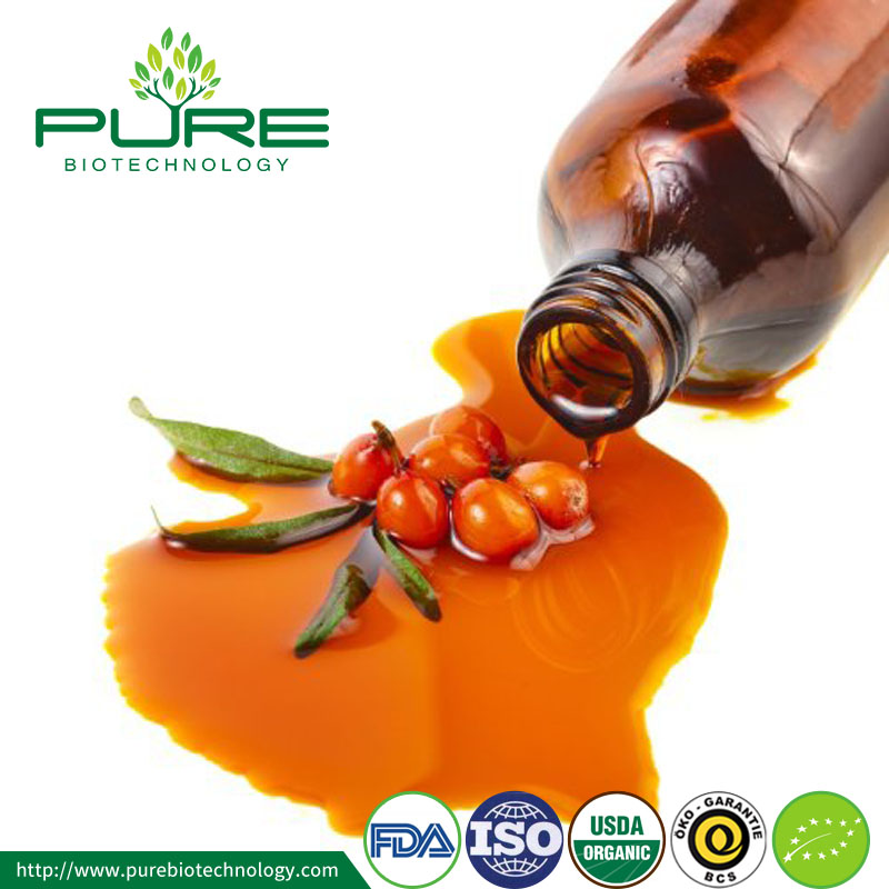 Organic Seabuckthorn Fruit Oil