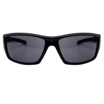 2018 Wrapped Black Cycling Sports Sunglasses