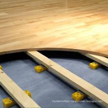 Indoor Hardwood Basketball Court Flooring Cost