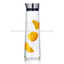 Hot Selling New Products Promotional Christmas Gift Heat Resistant Glass Pitcher