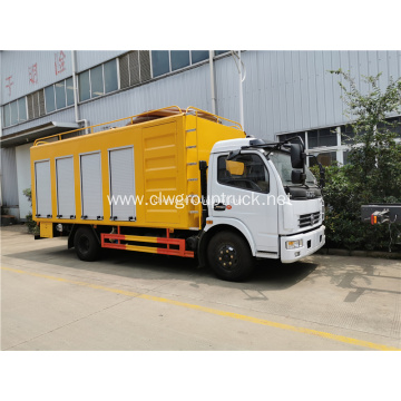 Dongfeng 5000L toilet waste disposing truck
