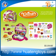 Набор для приготовления пищи для детской кухни Игрушка для детей, набор для приготовления игрушек H118440