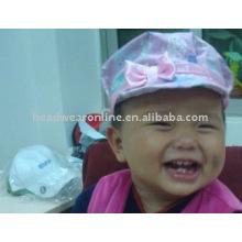 100% cotton kids cap/ children cap