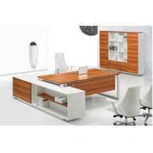 Fashion Movable Elegant Office Table/Executive Desk for Boss (FOH-HPBB24)
