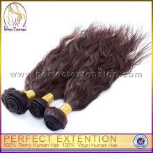 Goods From China Double Drawn Natural Color Chinese Hair