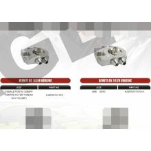 Racing auto parts remote fuel filter housing