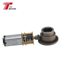 6v dc gear motor for electric lock GM12-N20VA