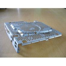 Fabricación de chapa modificada para requisitos particulares con el sellado, perforación, piezas de maquinaria