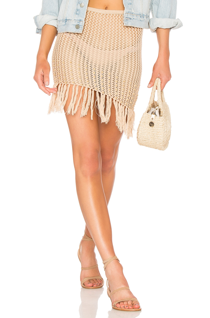 Beach Crochet Dress