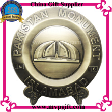 Bespoke Metal Trophy Plate for Gift