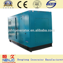 900kw Silent Diesel Generator Set With 100% Copper NENJO Alternator
