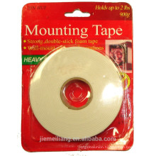 White Heat Resistant Mounting Foam Tape Double Sided Mounting Tape