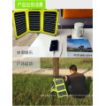 Mode Solar Ladegerät Tasche