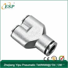 Raccord pneumatique pneumatique de haute qualité ESP pour tube
