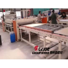 Pvc Laminated Gypsum Ceiling Boards/film Laminating Machine