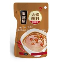 120g pacote de saco de pasta de soja Haidilao