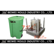 Customized Injection Plastic Outdoor Trash Bin Mould