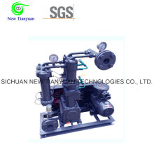 Pressure Boosting Industrial Gas Compressor Used in Gas Supply Stations