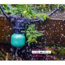 SLT7120 Weatherproof Outdoor Patio String Luces Bombilla G60, Negro, 48 '