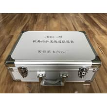 Boîte / étuis en aluminium avec insert en éponge personnalisé