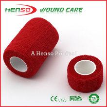 HENSO High Quality Elastic Cohesive Horse Bandage Wrapper