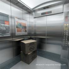 Weight Gearless Building Warehouse Cargo Lift Freight Passenger Goods Elevator