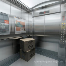 Passenger Freight Weight Warehouse Building Price Cargo Cheap Lift Elevator