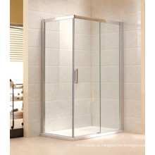 Preço de atacado simples chuveiro de vidro / cabine de duche (F11)