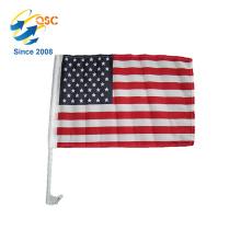 En gros Promotionnel Plume Amérique National Flag
