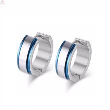 Фабрики Китая стали 316L серебро ювелирные изделия нержавеющей стали серьги