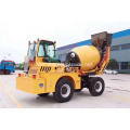New concrete mixer truck with cheap price