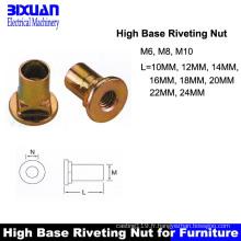 Rivet Nut T Nut Cold Forging Coulée