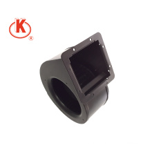 Ventilateur d'extraction cc à faible bruit de 24V 48V 108mm