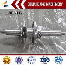 Diesel engine crankshaft 170FA, Construction Machinery