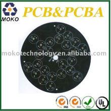 PWB led de aluminio