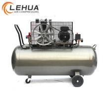 Compressor de ar de gás portátil com motor elétrico 7.5kw