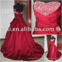 2011 más reciente más impresionante nueva llegada real de alta calidad vestidos de novia 2011 JJ2432