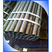 Tubo e tubo de aço sem costura estirados a frio / laminados