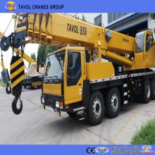 Grúa móvil de camión de construcción 100t