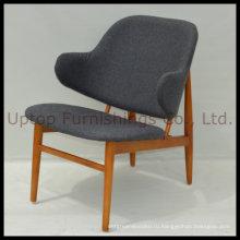 Твердой древесины гостиная с IB Kofod Ларсен кресло (СП-EC706)