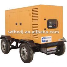 Generador móvil de 200KW