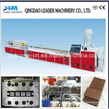 High Quality WPC Decking Production Line