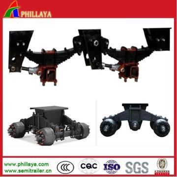 Suspensions de semi-remorques d'air / de bogie / mécanicien de remorque de camion