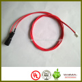 Harnais de fil électronique d'équipement électronique de 2pin