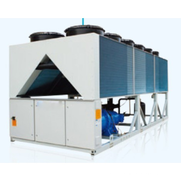 Screw Type Air Cooled Chiller (heat pump)