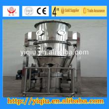 secador de lecho fluido de granulación por pulverización