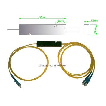 Fusible Biconic Taper (FBT) Splitter para 1 * 2