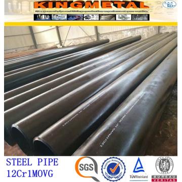 12cr1MOV/T11/T22/P11/P12/tubulação de aço de liga